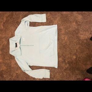Under Armour 3/4 Zip Sweatshirt
